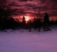 Dawn comes after the darkest night by Chris Kiez