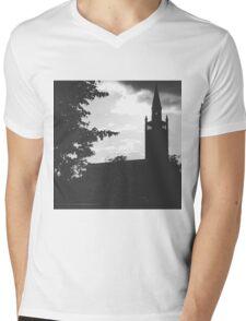 German Church Mens V-Neck T-Shirt