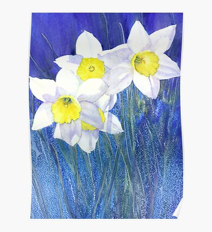 Daffies Poster