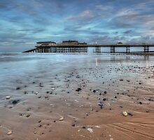 Cromer Winter Skies by AntonyB