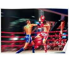 the Knockout Punch Poster