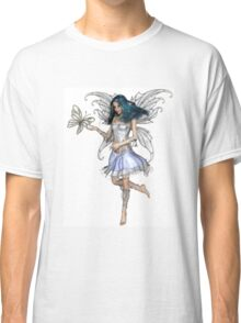 Snowflake Butterfly Fairy Classic T-Shirt