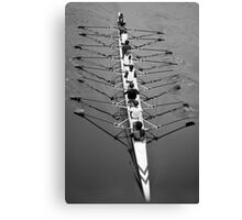 Rowers Canvas Print
