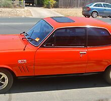 Holden Torana XU-1 (70s Aussie Muscle Car) by peasticks