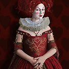 The Queen Of Hearts by marksatchwillart