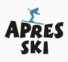 Apres Ski for female skiers by theshirtshops