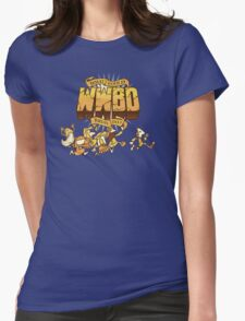 WWBD? Womens Fitted T-Shirt