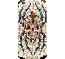 Spider Skull iPhone Case/Skin