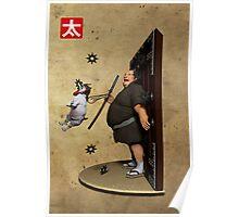 Ninjas! Poster