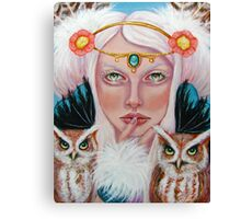 The Secret of the Sidhe Canvas Print