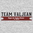 Team Valjean by GenialGrouty