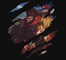 Wukong - League of legends by LeagueFan