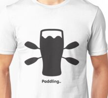 Pint and a Paddle Unisex T-Shirt