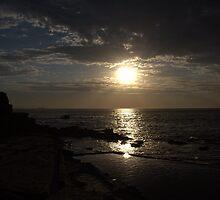 Dawn at South Beach Rock Pool by Vanessa Barklay