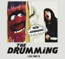 The DRUMMING by shaydeychic