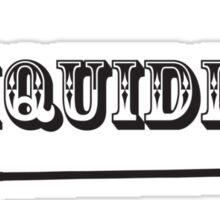 Liquid Life Sticker