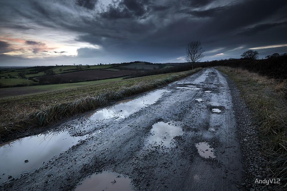 Bleak Road by Andy Freer