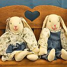 Country Bunnies by Penny Rinker