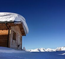 Ski Hut Blues by Andy Freer