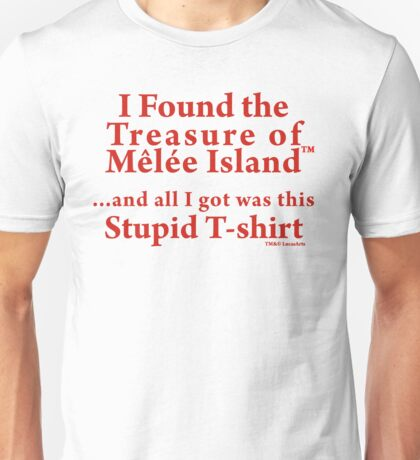 Treasure of Melee Island Unisex T-Shirt