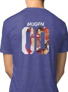 Mugen 00 Tri-blend T-Shirt