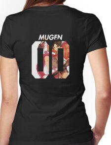 Mugen 00 Womens Fitted T-Shirt