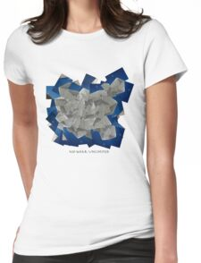3D building t-shirt/hoodie Womens Fitted T-Shirt