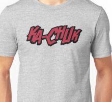 KA-CHUNK - Red Unisex T-Shirt
