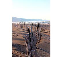Beach Sunrise  Photographic Print
