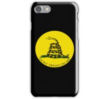 Gadsden Flag iPhone Case/Skin