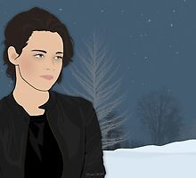 Kristen Stewart Portrait by nealcampbell