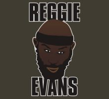 Reggie Evans, NBA player by D4RK0