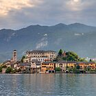 Island of San Giulio by Joana Kruse