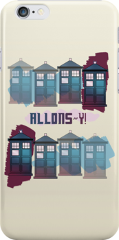 Allons~y!! by KanaHyde