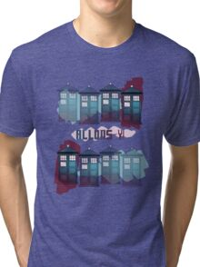 Allons~y!! Tri-blend T-Shirt