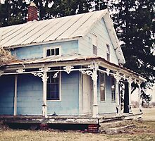 The Abandoned Dollhouse {3} by Bethany Helzer