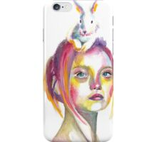 Bunny Girl iPhone Case/Skin