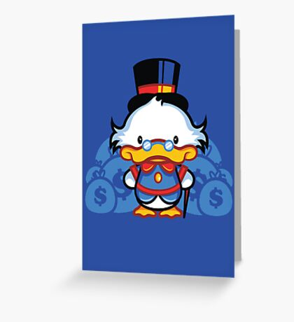 Hello Scroogie Greeting Card