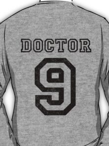 DOCTOR WHO 9th T-Shirt