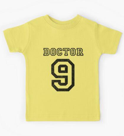 DOCTOR WHO 9th Kids Tee