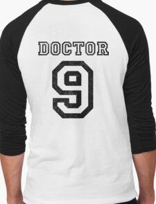 DOCTOR WHO 9th Men's Baseball ¾ T-Shirt