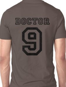 DOCTOR WHO 9th Unisex T-Shirt