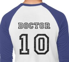 DOCTOR WHO 10th Men's Baseball ¾ T-Shirt