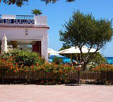 Restaurante Bar Cala LLonga by Tom Gomez