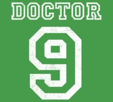 DOCTOR WHO 9th Kids Clothes