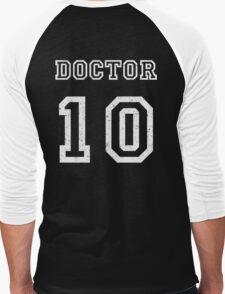 DOCTOR WHO 10th Men's Baseball ¾ T-Shirt