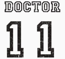 DOCTOR WHO 11th Kids Tee