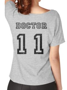 DOCTOR WHO 11th Women's Relaxed Fit T-Shirt
