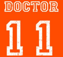DOCTOR WHO 11th Kids Clothes