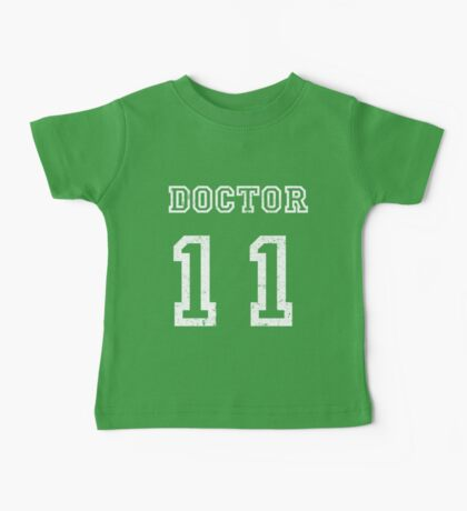 DOCTOR WHO 11th Baby Tee